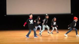 ESF 啓新書院 - G1 Hip Hop 表演 25022