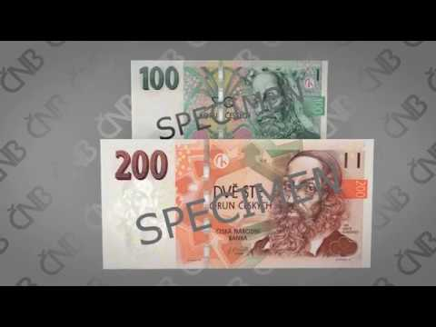 CNB issues new versions of the CZK 100 and CZK 200 banknotes