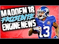 MADDEN 18 NEWS: Frostbite Engine, What D