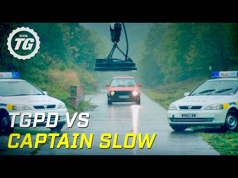 Thumbnail: TGPD vs Captain Slow - Top Gear - Series 21 - BBC