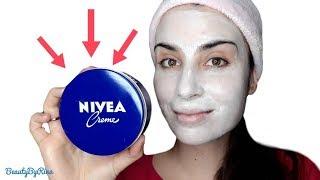 Aplica crema NIVEA en tu Rostro y Mira lo que pasa!! thumbnail