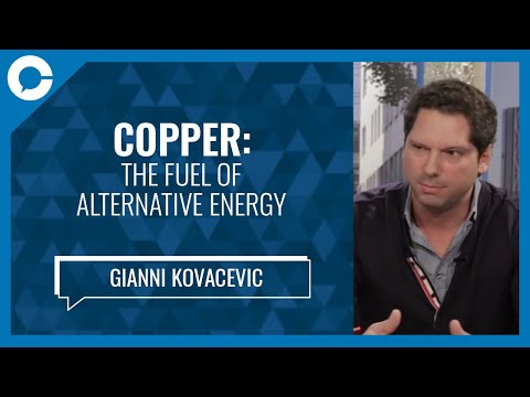 Author Gianni Kovacevic: How Copper Fuels Alternative Energy