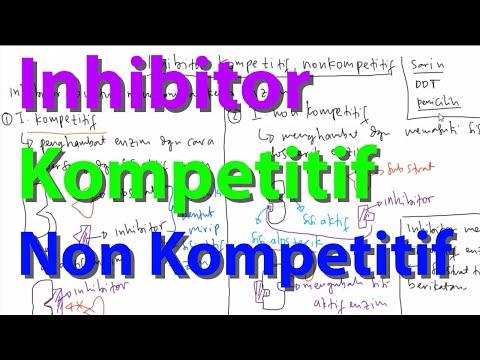 Video Pembelajaran Inhibitor Kompetitif dan Nonkompetitif