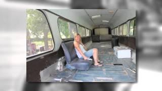 Warum ein Greyhound Bus