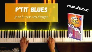 P'tit Blues - Jazz à tous les étages