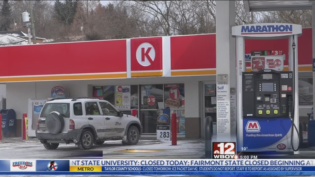 Deputies search for man involved in Circle K robbery in Morgantown