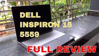 Dell INSPIRON 15 5559 Core i5 8gb ram full review
