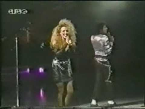 I just cant stop loving you  Michael Jackson & Sheryl Crow