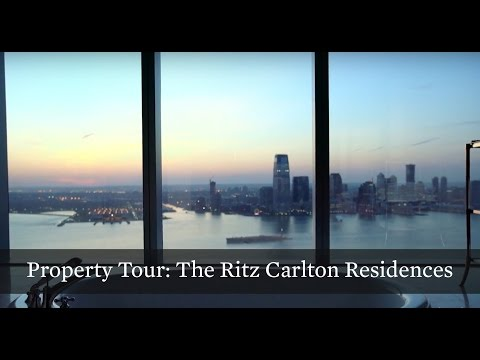 Property Tour: Penthouse at the Ritz Carlton Residences, 10 West St