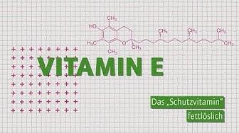 """Vitamin E – Das """"Schutzvitamin""""   Wofür, wieviel und woher?"""