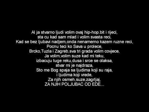 Marchelo & Edo Maajka feat.Nevena - Volim tekst