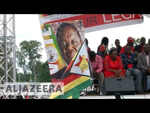 🇿🇼 Zimbabwe opposition prepares for election