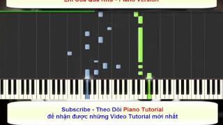 [Piano Tutorial] Em Của Quá Khứ Piano Tutorial - Piano Sheet - Nguyễn Đình Vũ