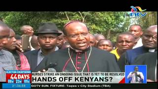 Hands off Kenyans? Kenyans seem to ignore major problems afflicting the country