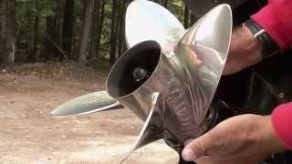 Fishing Tip - Mercury's Bravo FS Prop  S11E01