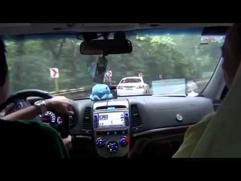 Hyundai SantaFe Drive Experience - 1