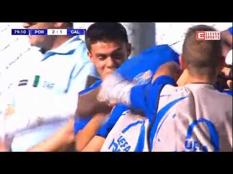 Youth Leage: Golo de Fábio Silva - FC Porto x Galatasaray