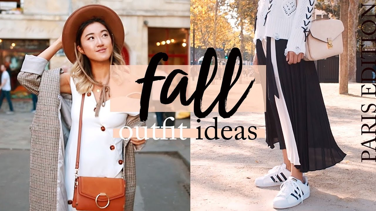 FALL OUTFIT IDEAS (IN PARIS) + LOOKBOOK 4