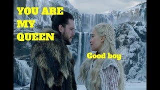 Video You are my QUEEN ¦ Jon Snow Compilation download MP3, 3GP, MP4, WEBM, AVI, FLV Agustus 2019
