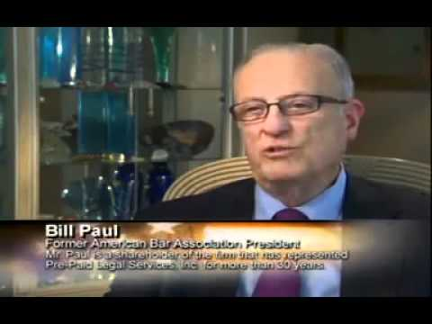 Pre Paid Legal Services, Inc. -The  Truth About Pre Paid Legal Services I