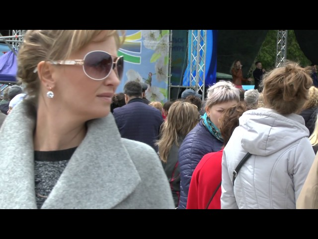 """Смотреть видео Елена Садовская """"Комсомольск на амуре """" 2017"""
