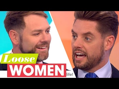 Keith Duffy And Brian McFadden Discuss Their Band Boyzlife | Loose Women