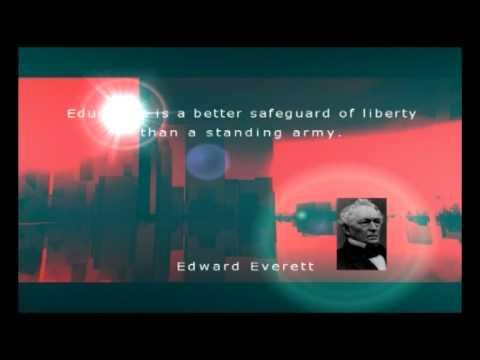 Saying - Edward Everett
