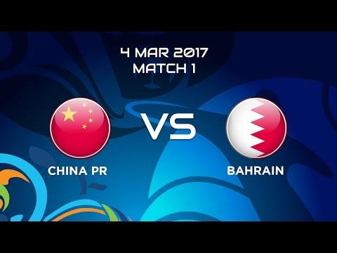 #AFCBeachSoccer2017 - M1 China P.R. vs. Bahrain