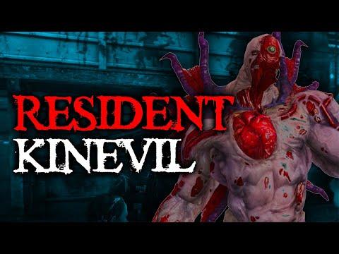 Let's Play Resident Evil Revelations Finale - Resident Kinevil