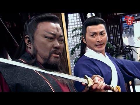 BAO CÔNG Và TRIỂN CHIÊU Thật Ra Ai Có Võ Công Cao Hơn ?   Bao Thanh Thiên   Clip Hay