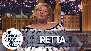 Retta Witnessed a Real Robbery While Filming One for Good Girls