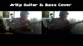 Radja - Wahai Kau Cinta [Guitar & Bass Cover ][HD]