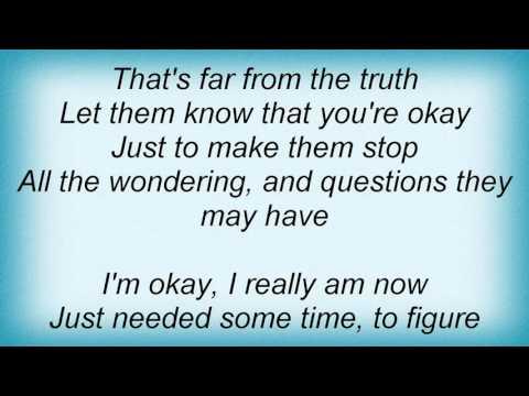 Lene Marlin - Disguise Lyrics
