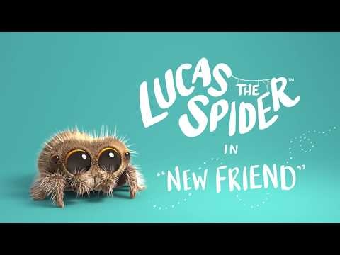 download Lucas The Spider - New Friend
