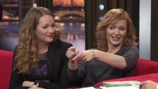 1. Aňa a Lela Geislerovy - Show Jana Krause  27. 1. 2016