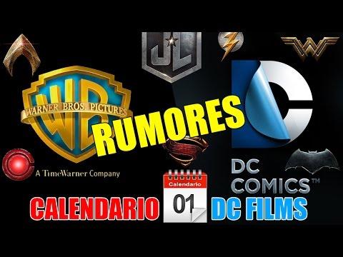 Calendario películas DC COMICS - RUMOR - Man of Steel 2 - Justice League
