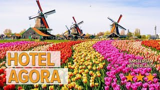 Hotel Agora hotel review Hotels in Amsterdam Netherlands Hotels