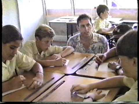 St John's College (Darwin) 1991 - Year 8 Maths - Whats My Rule