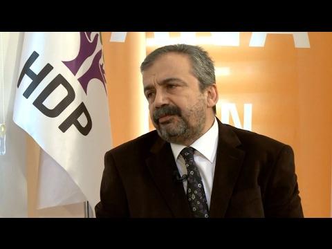 Rûdaw'ın HDP Ankara Milletvekili Sırrı Süreyya Önder'le özel röportajı
