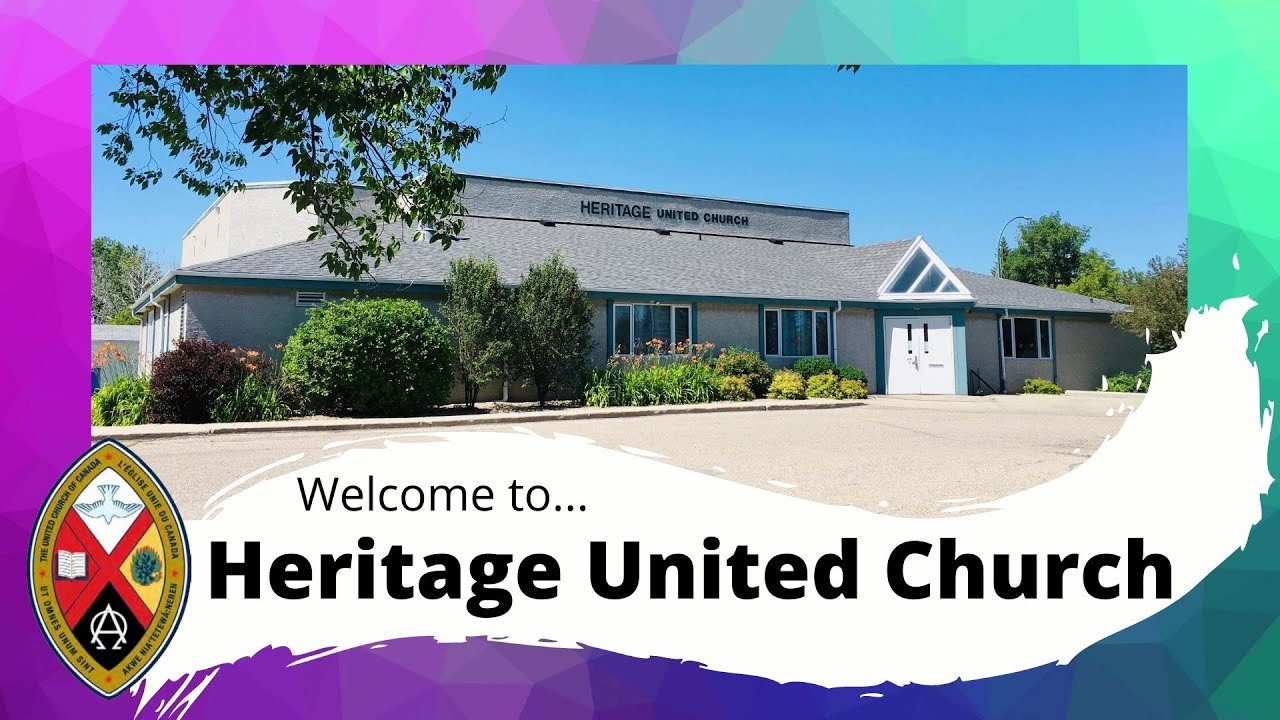 Video: Welcome to Heritage United Church!