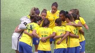 2017 Tournament of Nations: Brazil vs. Japan