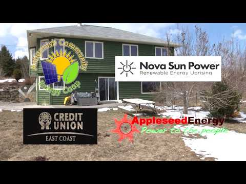 Antigonish Energy Coop   Go Solar with ease