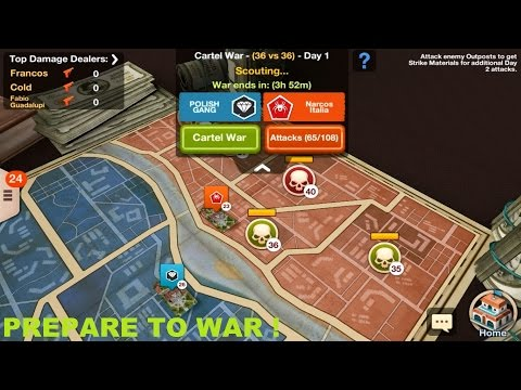 Narcos: Cartel Wars - Gameplay 148 Prepare To War