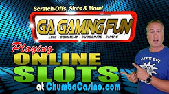 $50 Worth of Online Slot Play at Chumba Casino.