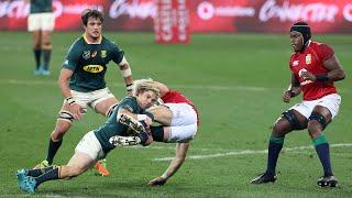 Lions Series 2021 | South Africa vs British & Irish Lions | Highlights