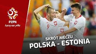 U-21: Skrót meczu Polska - Estonia
