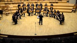 Ensemble de Clarinettes du Conservatoire de Luxembourg; Direction :...