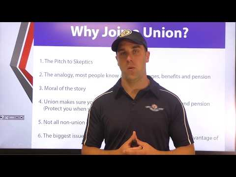 (Short Version) Why Join a Union?