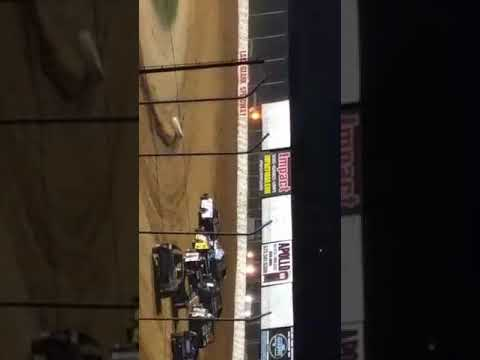 Heat Race Win at Lake Ozark Speedway