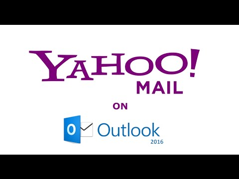 How to add yahoo email account in outlook